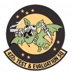 422d_Test_and_Evaluation_Squadron_-_Emblem