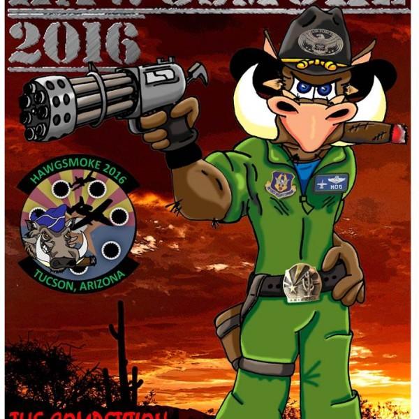 Hawgsmoke 2016 Sponsorship Poster